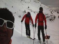 salidas de esquí de travesía