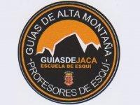 logo ski school of jaca