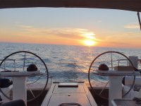 沿着 Costa de la Luz 乘坐帆船