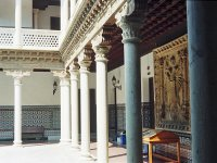 Palacio de Antonio de Mendoza