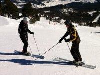 clases de esqui