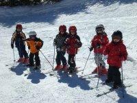 Esquí para los más pequeños