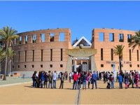 guided tour of the Ibero-American forum