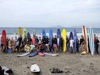 Grupo se surf