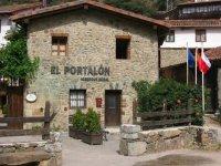 Facade El Portalon