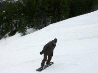 滑雪板滑雪板追查