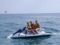 Excursiones en motos de agua para tres