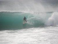 surfeando en fuerteventura
