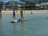 Practica Paddle Surf en A Coruña