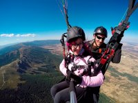 Paragliding with an expert