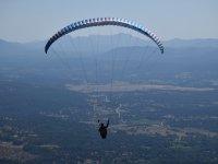 Flying in Pedro Bernardo