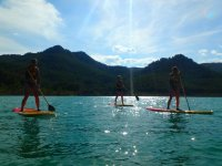 Paddlesurf embalse