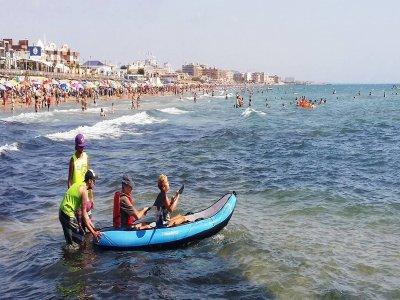 Torrevieja Surf & SUP School Kayaks