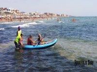Kayak en Torrevieja