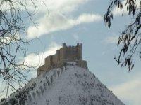 ruta hasta el castillo