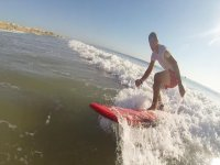 Surfing in Torrevieja