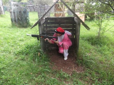 Paintball Territorio Trenti Laser Tag