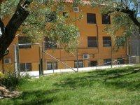 Exterior edificio del alojamiento