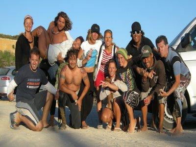KWboarding Paddle Surf