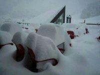 Nieve en La Masella