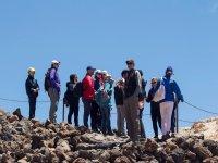 Excursion en el Teide