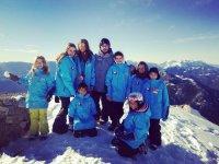 Clases de snow en Masella