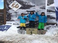 Los mejores en esquí