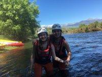 Kayak en verano