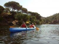 Navegando en aguas tranquilas