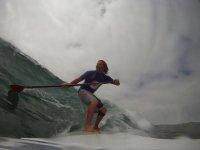 Padel Surf en acción