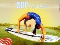 SUP y Pilates