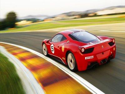 GT Pasión Barcelona Conducir un Ferrari