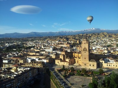 Balloon Ride in Guadix Sierra Nevada + Breakfast