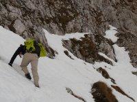 Iniciacion a la escalada en hielo