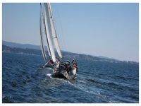 里安霍帆船赛帆船课程