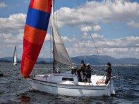里安霍出发帆船队帆船俱乐部Nautico里安霍