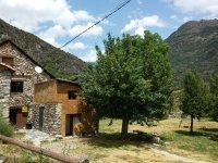 Casa de colonias en el pirineo