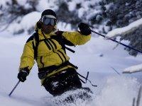 Esquiando en Vallter