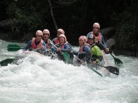 Rafting for companies