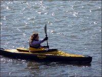 在穆尔西亚乘独木舟下降