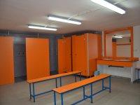 Women locker rooms