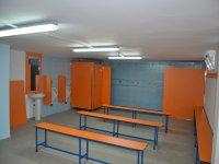 Men locker rooms
