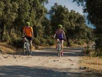 自行车自然小径走向