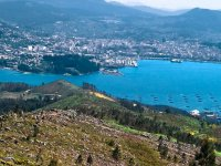 Cangas town