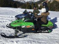Guida escursionistica motoslitta