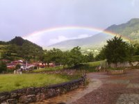 Arcoiris nelle Asturie
