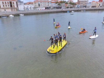 Escuela Kiteboarding Galicia Despedidas de Soltero