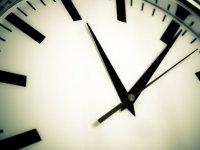 Reloj marcando el paso del tiempo