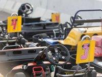 Karts para todas las edades, ideal familias o grupos escolares