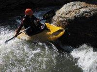 il kayak più estremo
